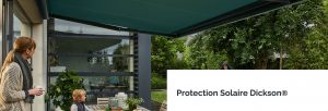 protection solaire toile Dickson